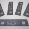 Étiquettes licences Sacôtin