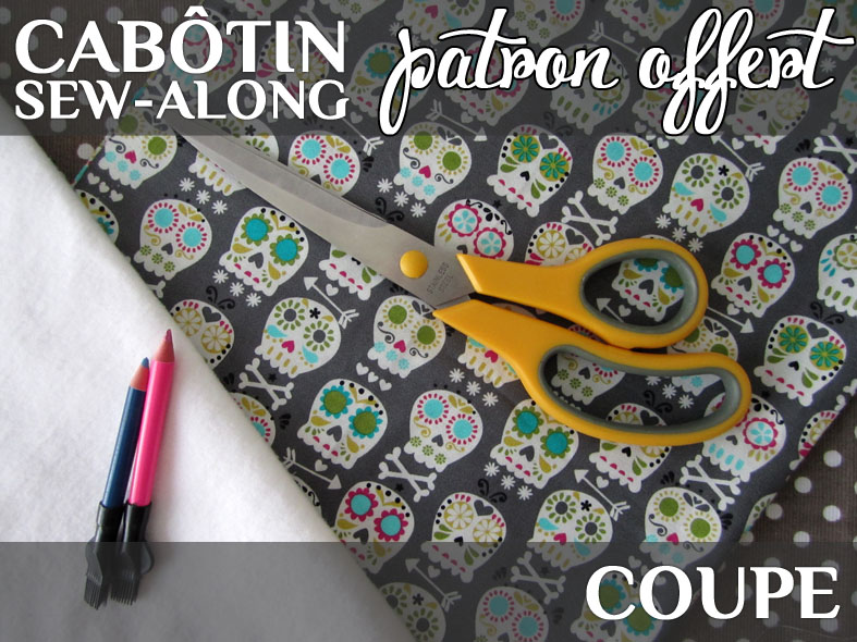 sew-along cabotin coupe