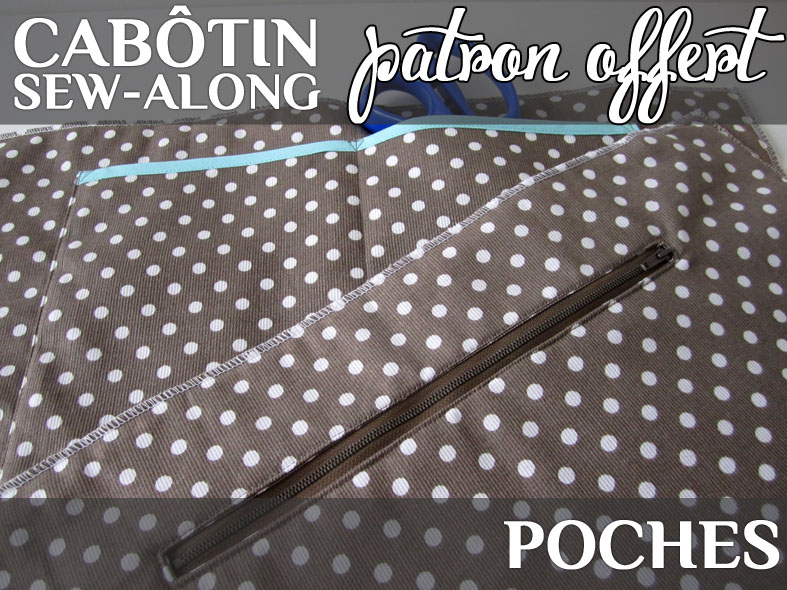 sew-along cabotin poches