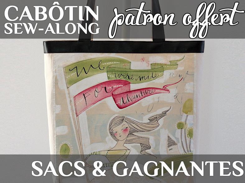 sew-along cabotin gagnantes