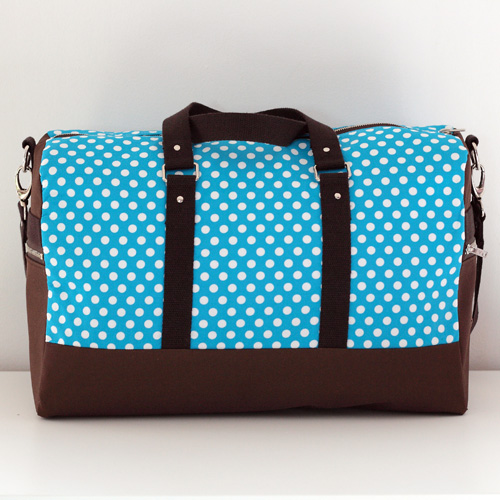 Travel bag pattern