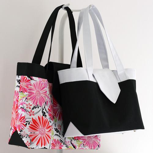 Madison bag pattern - 2 sizes