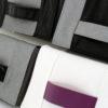 Free pattern clutch bag