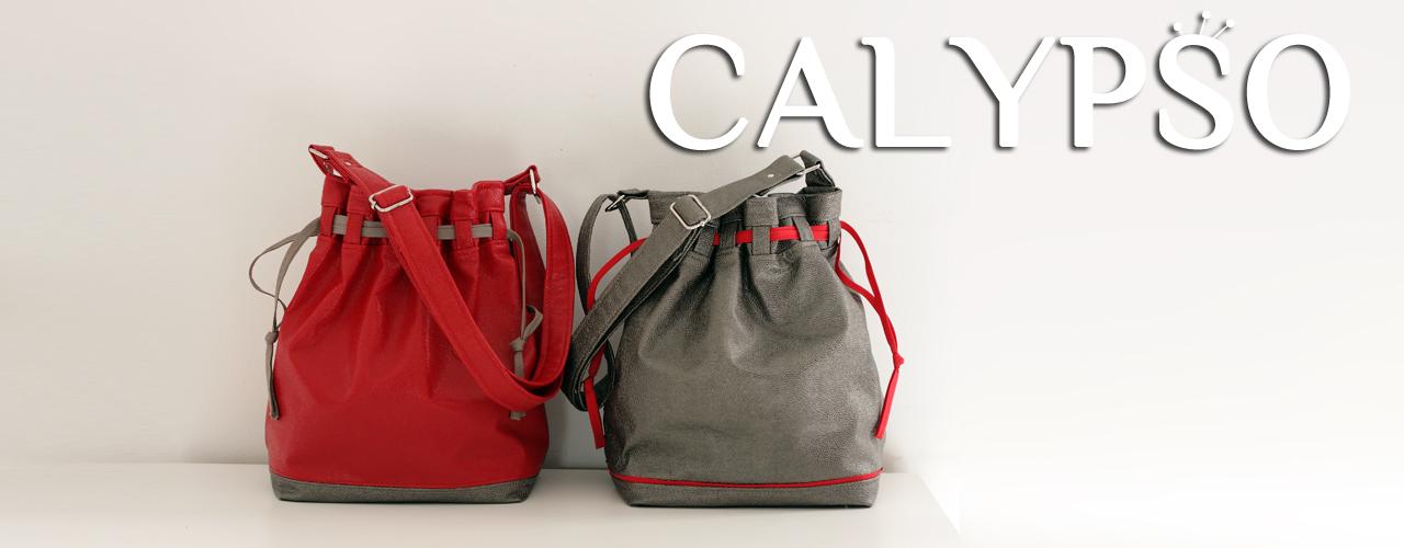 Patron de sac seau Calypso