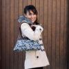 Petit City Zip-Zip bag worn