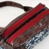 City Zip-Zip - 2 compartments, double zipper bag