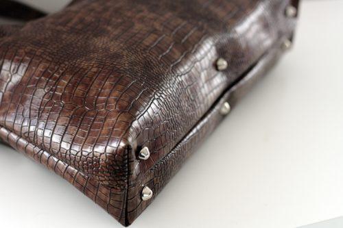 Fond sac avec pieds optionnels - City Zip-Zip Sacôtin