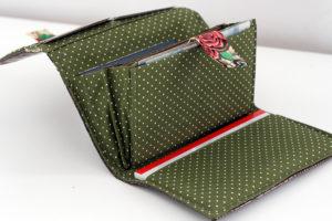 Complice wallet pattern - Sacôtin