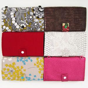 Back - Complice wallet pattern - Sacôtin