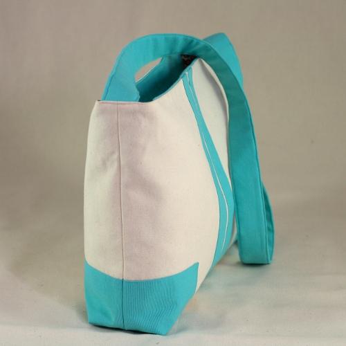 Patron de sac : coins de renfort