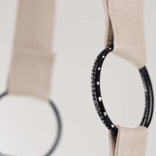 Bracelets utilisés comme anneaux