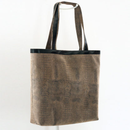 Patron sac gratuit Cabôtin - Simili