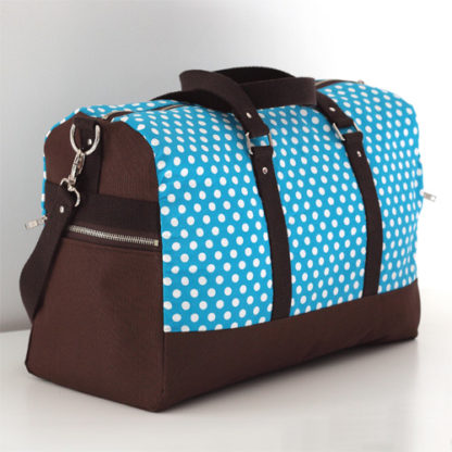 Weekender bag pattern Boston