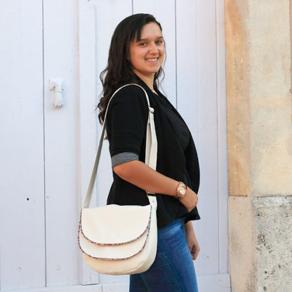 sac Musette porté