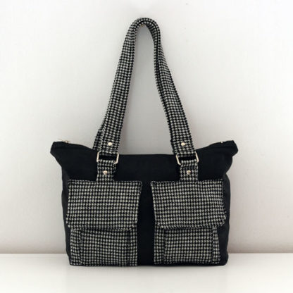 Bolero bag pattern - Sacotin