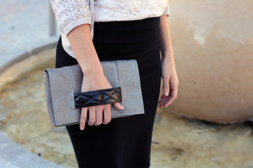 Free clutch bag pattern