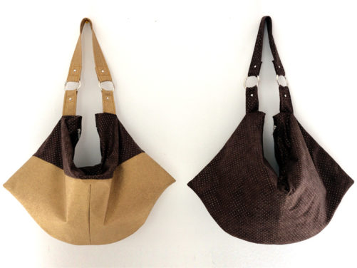 Swing dual-fabric left - Swing right