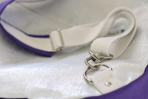 Limbo détail attaches sac à dos