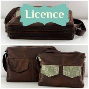 Licence Besace Zip-Zip