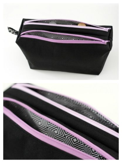 Version 3 Zip-Zip pouches pattern