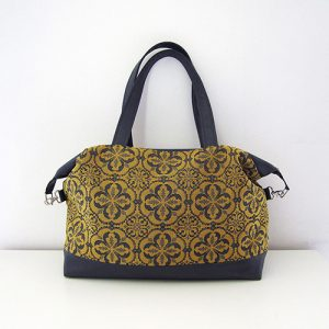 Java Medium size weekender - Java travel bag pattern