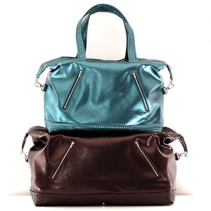 Patron sac voyage Java - Devant des sacs - Sacôtin
