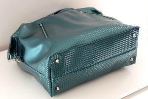 Patron sac voyage Java Medium- Fond et pieds de sac - Sacôtin