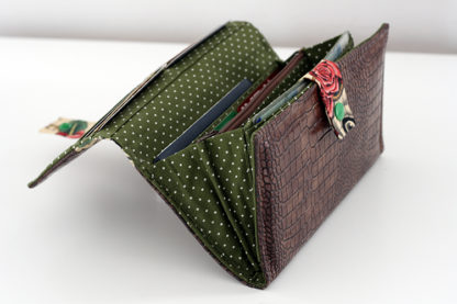 Complice wallet pattern - Sacôtin