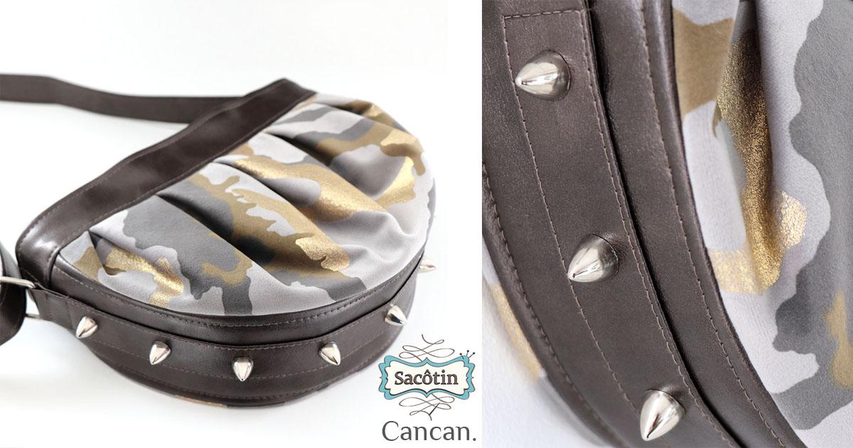 Patron sac Cancan Sacôtin