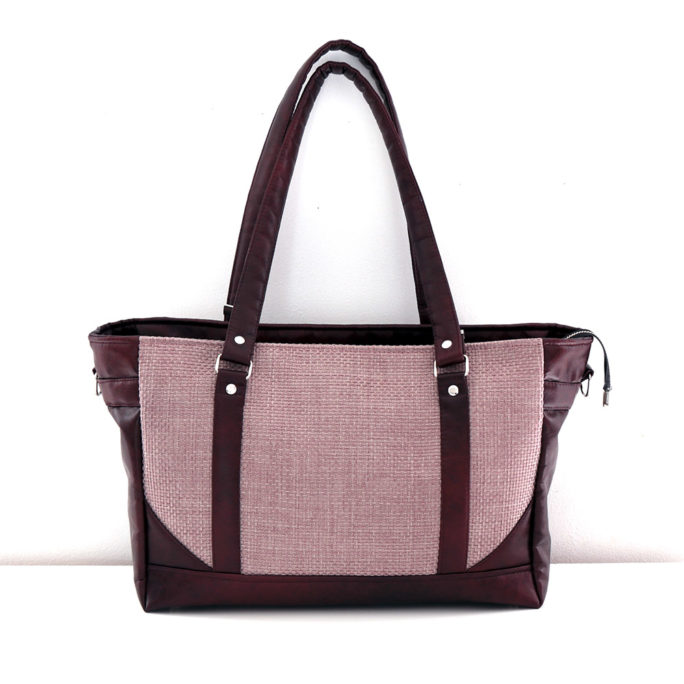 Patron sac compartimenté - Medium -Carioca Sacôtin