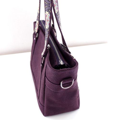 Sac zippé - Patron sac compartimenté - Small -Carioca Sacôtin